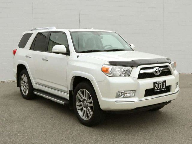 2013 TOYOTA 4RUNNER Limited 7 Passenger in Kelowna, British Columbia