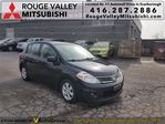 2009 Nissan Versa 1.8SL NO ACCIDENTS!! LOW KM!! PRICED TO SELL in Scarborough, Ontario