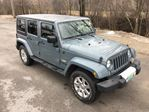 2015 Jeep Wrangler Sahara ONLY 47500 km in Perth, Ontario