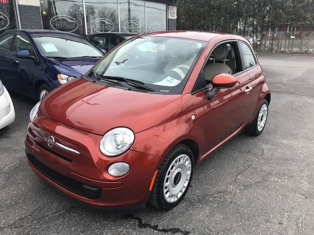 2013 FIAT 500 Voiture n++ hayon 2 portes Pop in St Eustache, Quebec