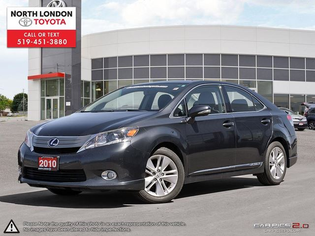 2010 LEXUS HS 250 h Premium Fully Serviced by Lexus Dealers in London, Ontario
