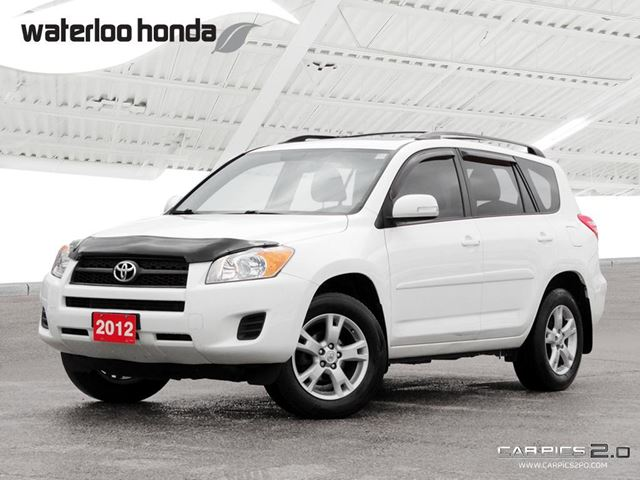 2012 TOYOTA RAV4 Sport AWD, Moonroof and More. in Waterloo, Ontario