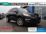2013 Chevrolet Traverse 1LT/ALL-STAR EDTN/HTD SEATS/CLN HSTRY/20 RIMS in Milton, Ontario