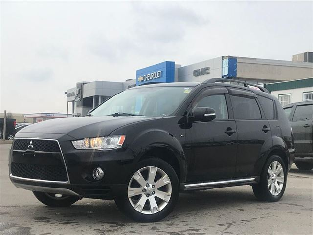 2012 MITSUBISHI OUTLANDER XLS XLS S-AWC, BACKUP CAMERA, ONE OWNER, NO ACCIDENTS in Newmarket, Ontario