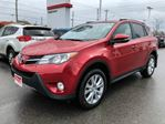 2014 Toyota RAV4 Limited LIMITED+TECHNOLOGY PKG! in Cobourg, Ontario
