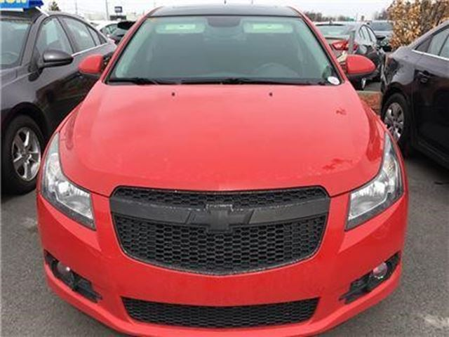 2012 Chevrolet Cruze LT Turbo+ w/1SB in Saint-jean-sur-richelieu, Quebec