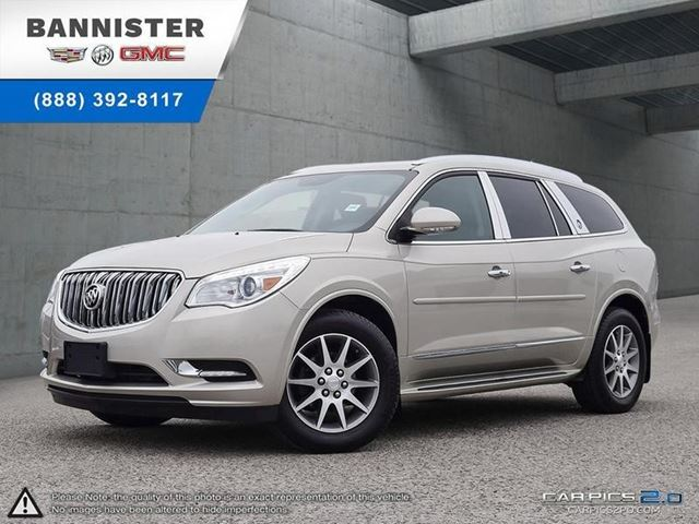 2015 BUICK ENCLAVE Leather in Kelowna, British Columbia