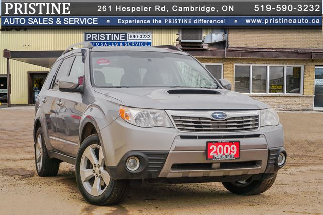 2009 SUBARU FORESTER 2.5XT Limited Panoramic Sunroof AWD in Cambridge, Ontario