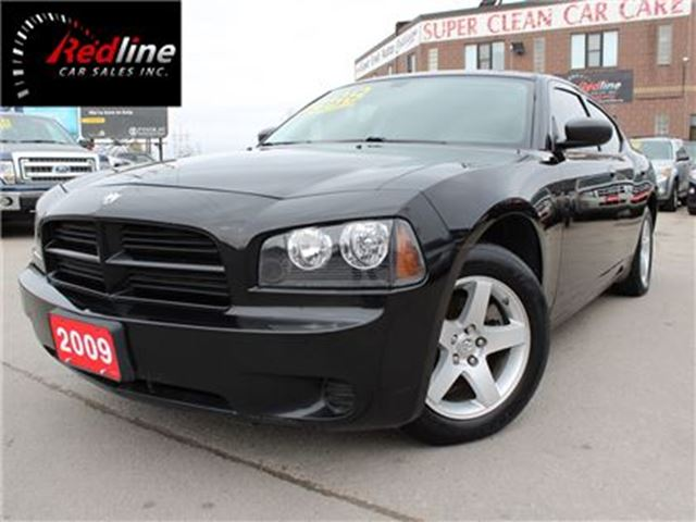 2009 DODGE CHARGER 3.5L V6 Accident Free in Hamilton, Ontario