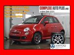 2013 Fiat 500 Sport *Cuir rouge,Toit pano. in Saint-Jerome, Quebec
