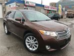 2011 Toyota Venza Panoramic Sunroof_Leather_Backup Camera in Oakville, Ontario