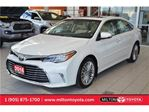 2016 Toyota Avalon Limited, Navigation, Memory Seats, Leather in Milton, Ontario