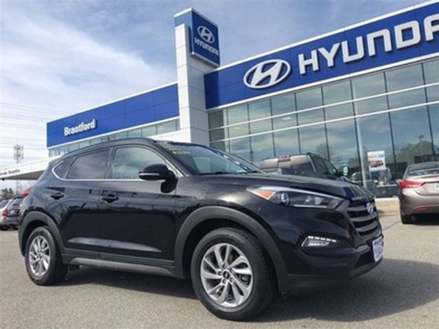 2016 HYUNDAI TUCSON - Low Mileage in Brantford, Ontario