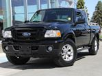 2011 Ford Ranger 4x4 Super Cab Styleside 6 ft. box 125.7 in. WB in Kamloops, British Columbia