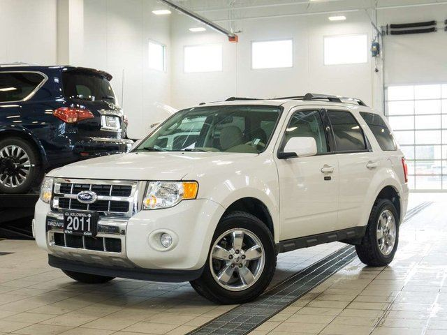2011 FORD ESCAPE Limited V6 4WD in Kelowna, British Columbia