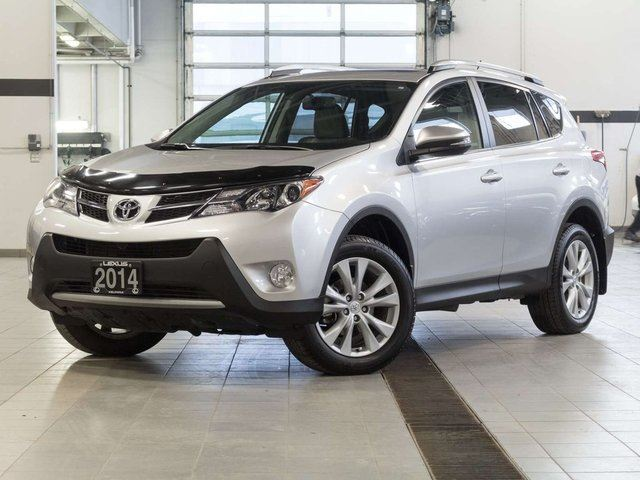 2014 TOYOTA RAV4 Limited in Kelowna, British Columbia