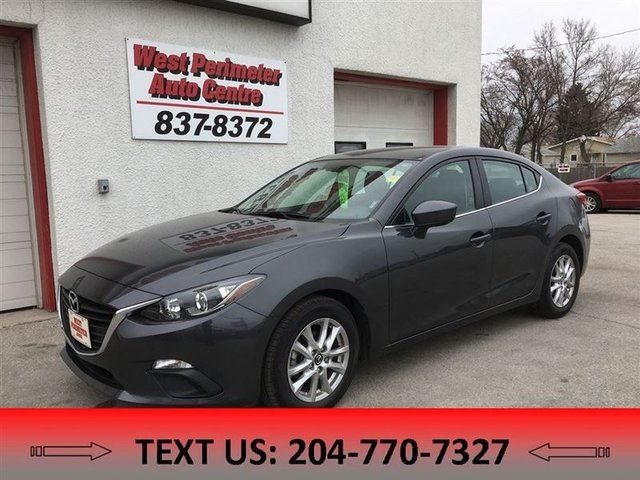 2015 MAZDA MAZDA3 GS in Winnipeg, Manitoba