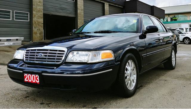 2003 FORD Crown Victoria Lx in Scarborough, Ontario