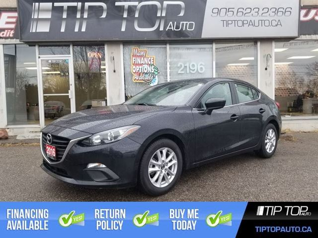 2016 MAZDA MAZDA3 GS ** Heated Seats, Bluetooth, Backup Cam ** in Bowmanville, Ontario