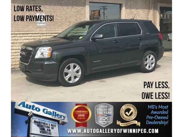 2017 GMC TERRAIN SLE *AWD in Winnipeg, Manitoba