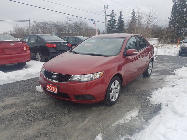 2010 KIA FORTE EX POWER SUNROOF in Stouffville, Ontario