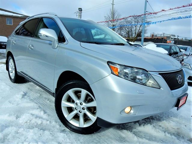2011 LEXUS RX 350 AWD ULTRA PREMIUM  NAVIGATION.BACK UP CAMERA in Kitchener, Ontario