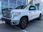 2015 Toyota Tundra 4WD LTD Double Cab TRD LIMITED-GORGEOUS LEATHER INTERIOR! in Cobourg, Ontario