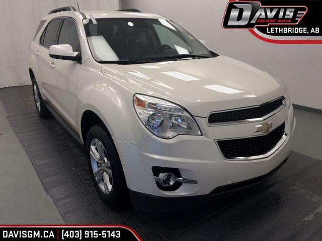 2014 CHEVROLET EQUINOX LT in Lethbridge, Alberta