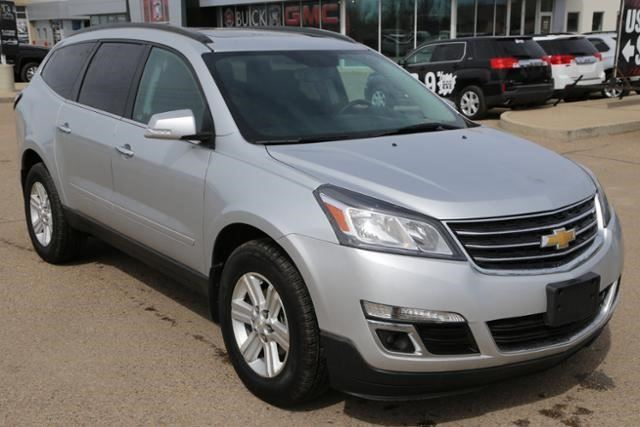 2014 Chevrolet Traverse 1LT in Medicine Hat, Alberta