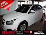 2011 Chevrolet Cruze LT Turbo w/1SA in Montreal, Quebec