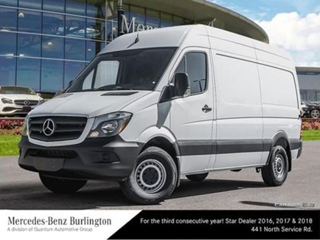 2017 MERCEDES-BENZ SPRINTER Standard Roof V6 in Burlington, Ontario