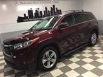 2015 Toyota Highlander Limited 7 Passenger AWD w/ Remote Start in Calgary, Alberta
