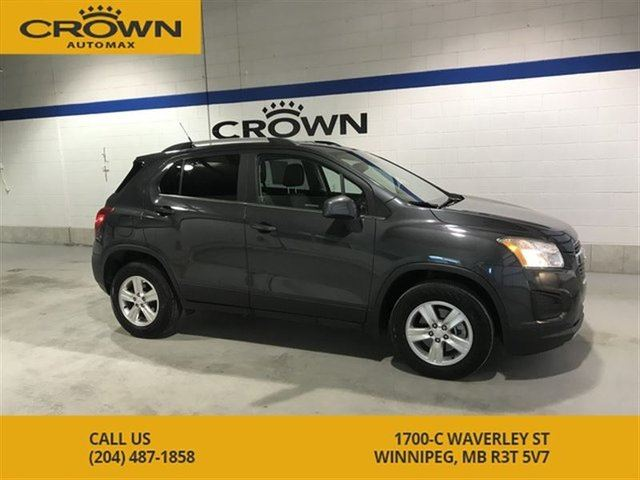 2014 CHEVROLET TRAX 1LT AWD **Backup Camera** Bluetooth** Touchscreen* in Winnipeg, Manitoba