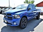 2018 Dodge RAM 1500 Express Blackout4X4UCONNECTKEYLESS ENTRY in Concord, Ontario