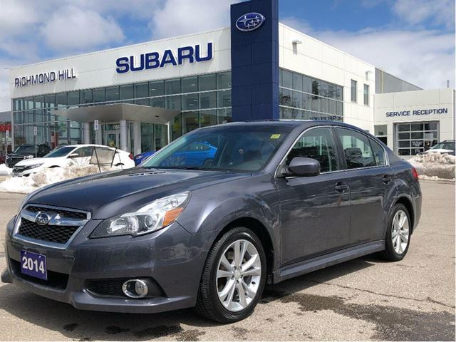 2014 SUBARU LEGACY 2.5i Touring Package 2.5i Touring Package in Richmond Hill, Ontario