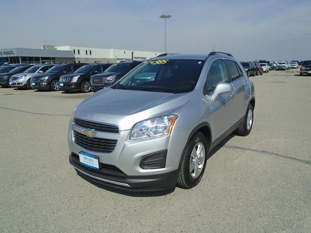 2013 Chevrolet Trax LT in Exeter, Ontario