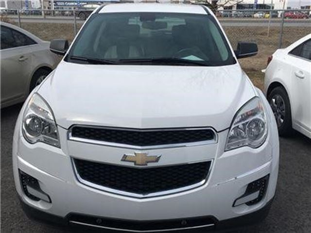 2011 Chevrolet Equinox LS in Saint-jean-sur-richelieu, Quebec