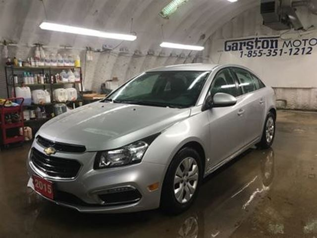 2015 CHEVROLET CRUZE LT*KEYLESS ENTRY w/REMOTE START*BACK UP CAMERA*CLI in Cambridge, Ontario
