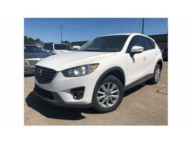 2016 MAZDA CX-5 GS NAVIGATION SUNROOF in St Catharines, Ontario
