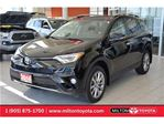 2016 Toyota RAV4 Limited, AWD, Navigation, Leather, Push Start in Milton, Ontario