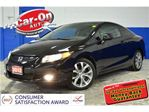 2012 Honda Civic Si Coupe SUNROOF NAVIGATION ALLOYS LOADED in Ottawa, Ontario