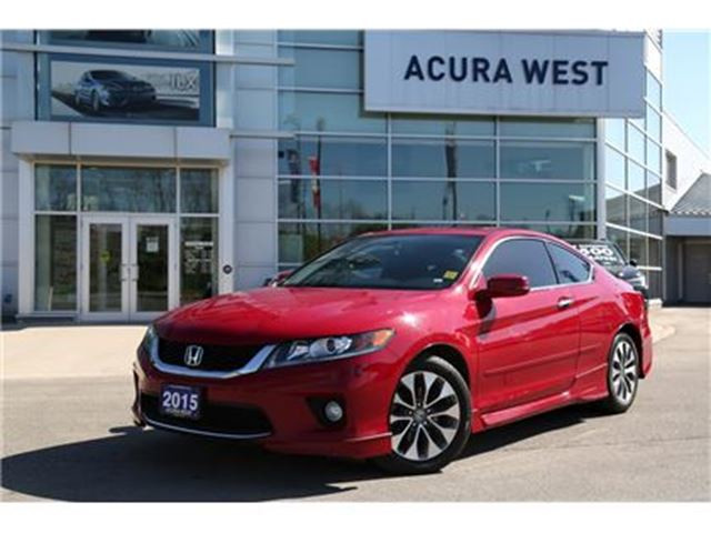 2015 HONDA ACCORD EX with Extras in London, Ontario