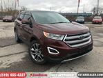 2015 Ford Edge Titanium   AWD   NAV   LEATHER   ROOF   CAM in London, Ontario