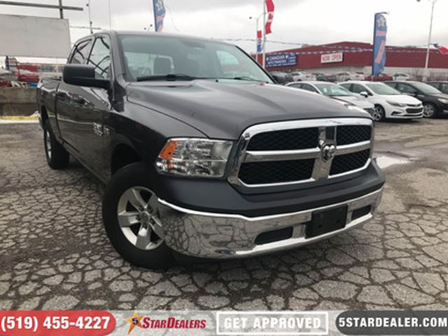 2014 DODGE RAM 1500 ST   HEMI   4X4 in London, Ontario