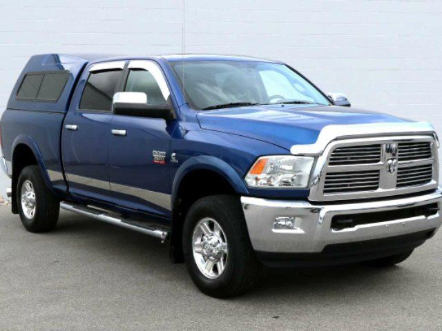 2011 DODGE RAM 2500 Laramie in Penticton, British Columbia