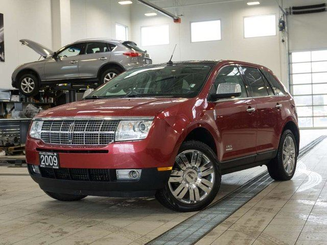 2009 LINCOLN MKX Limited Edition AWD in Kelowna, British Columbia