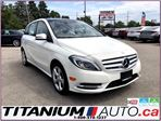 2014 Mercedes-Benz B-Class GPS+Camera+Blind Spot+Pano Roof+F & R Park Sensors in London, Ontario