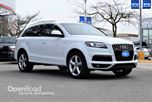 2014 Audi Q7 3.0T Technik - Navigation, Heated front seats,  in Richmond, British Columbia