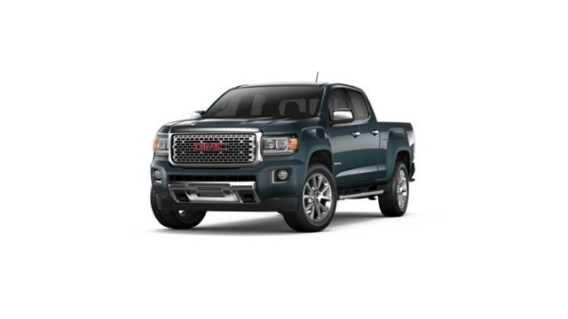 2017 GMC CANYON 4WD Denali in Victoria, British Columbia