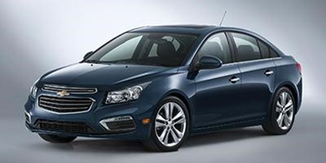 2015 CHEVROLET CRUZE 2LT in Winnipeg, Manitoba
